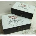 Believe in the Magic Boxes (Set of 2)