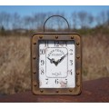 """Grand Central Station Clock 10.5"""" x 6"""""""