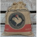 "Rooster Feed Sack Small 12"" x 9"""