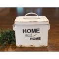 "Home Sweet Home Canister 7"" x 8.5"""