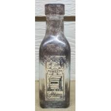 """Sweet Honey Glass Bottle 6.5"""""""