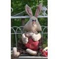 """Anne Bunny Doll 23"""""""